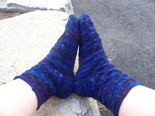 Elfine Socks