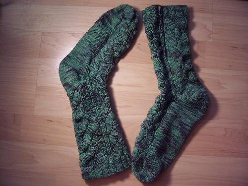 Springgrass Socks